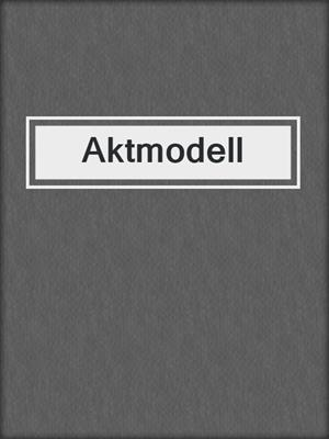 cover image of Aktmodell