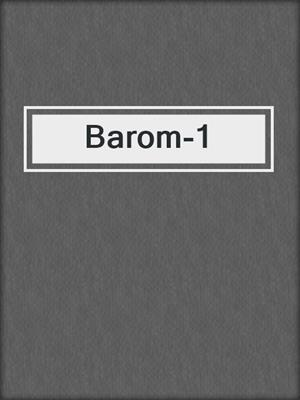cover image of Barom-1
