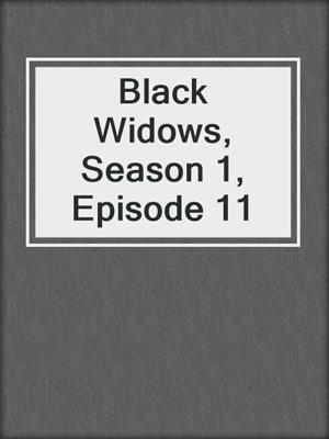 cover image of Black Widows, Season 1, Episode 11