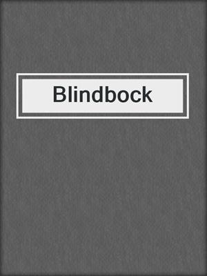 cover image of Blindbock