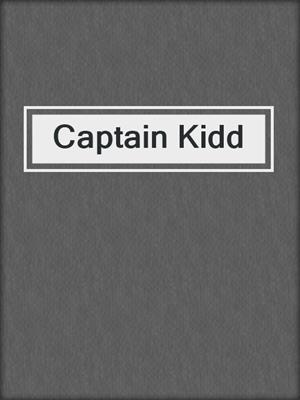 cover image of Captain Kidd