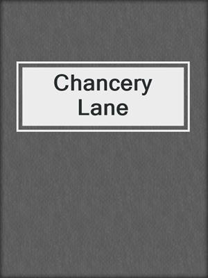 cover image of Chancery Lane