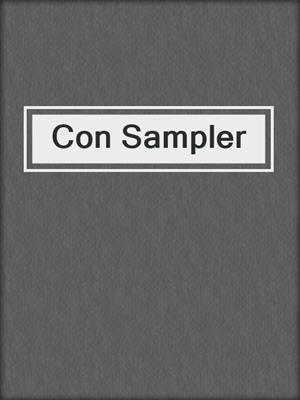 cover image of Con Sampler