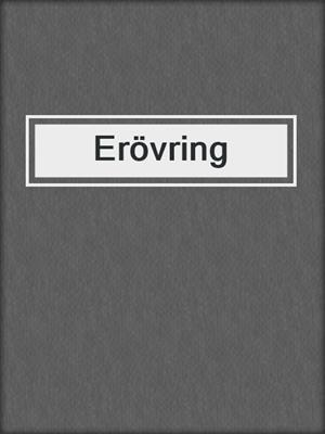 cover image of Erövring