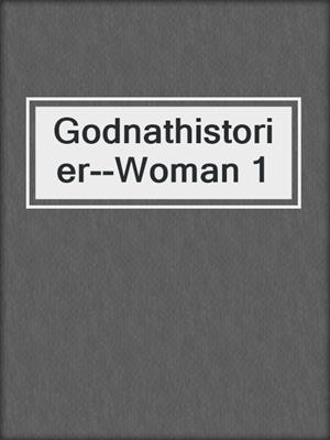 cover image of Godnathistorier--Woman 1