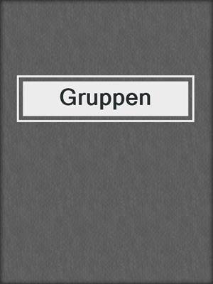 cover image of Gruppen