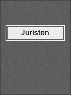 cover image of Juristen