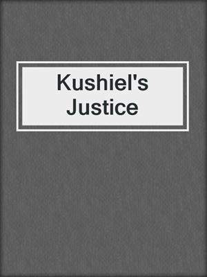 cover image of Kushiel's Justice
