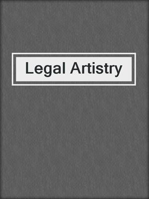 cover image of Legal Artistry