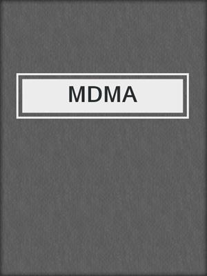 cover image of MDMA