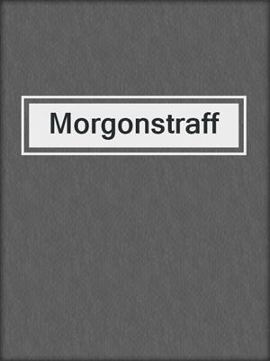 cover image of Morgonstraff