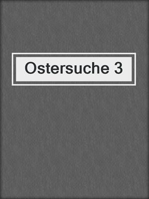 cover image of Ostersuche 3