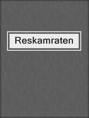 cover image of Reskamraten