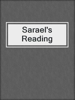 cover image of Sarael's Reading