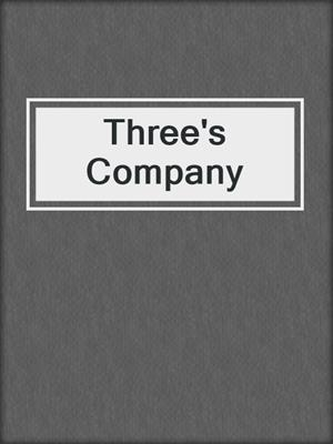 cover image of Three's Company