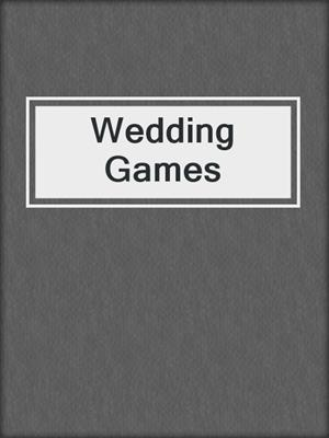 cover image of Wedding Games