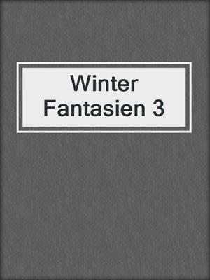 cover image of Winter Fantasien 3
